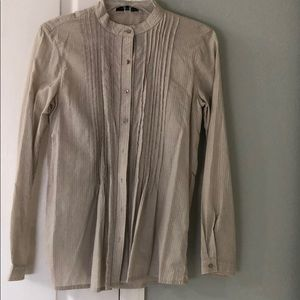 Zara Tops - Awesome work button down Zara blouse